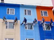 Утепление стен,  ремонт и окраска фасадов,  герметизация швов - foto 1