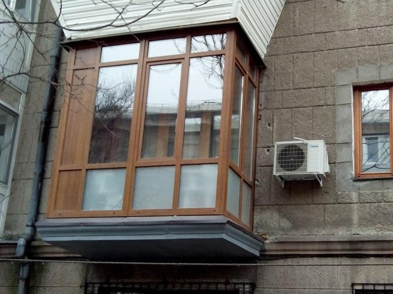 Балконы, лоджии украина, цены на балконы, лоджии в регионе у.