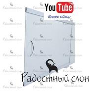 Экраны панели под ванну раздвижные