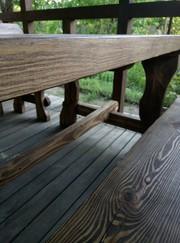 Мебель на дачу или в загородный дом  - натуральное дерево  - foto 3