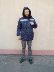 Куртки зимие Оксфорд - ветро-водозащитные - продажа от производителя  - foto 0