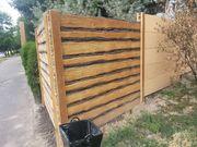 Цветные бетонные заборы, установка по Запорожью. - foto 1