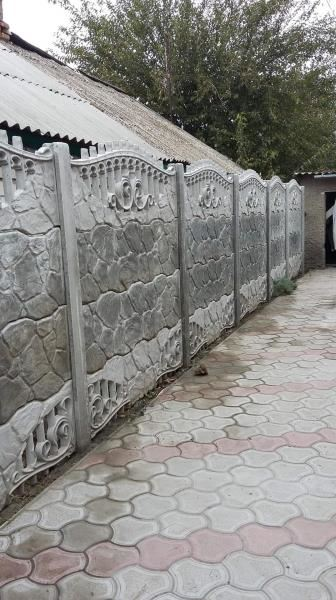 Железобетонный забор заказать в Запорожье - main
