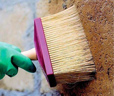 Покраска бетонного забора Запорожье.Цветные заборы - main