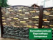 Еврозабор от производителя  в Запорожье - foto 2