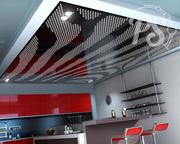 Потолок подвесной из перфорированного металла - foto 0