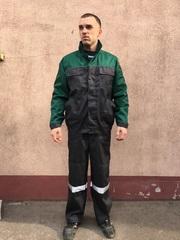 Спецодежда - Костюмы демисезонные с пк и брюками от производителя прод