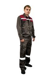 Спецодежда - Костюмы демисезонные с пк и брюками от производителя прод - foto 1