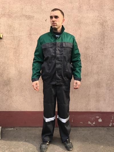 Спецодежда - Костюмы демисезонные с пк и брюками от производителя прод - main